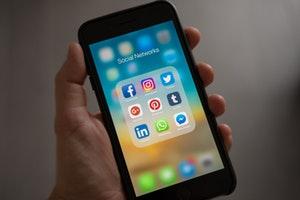 online zichtbaar zijn op social media